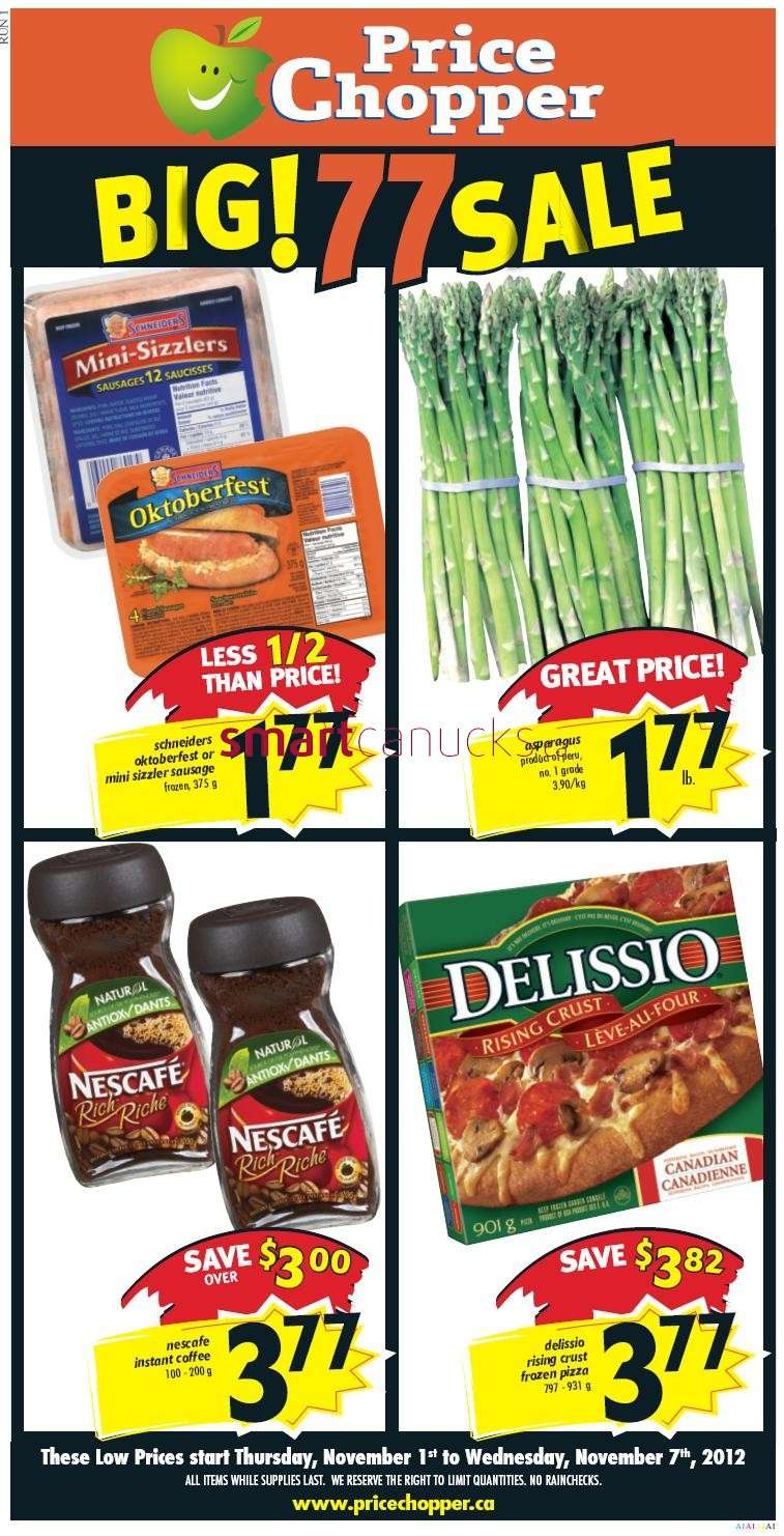 Next › · More Price Chopper Flyers