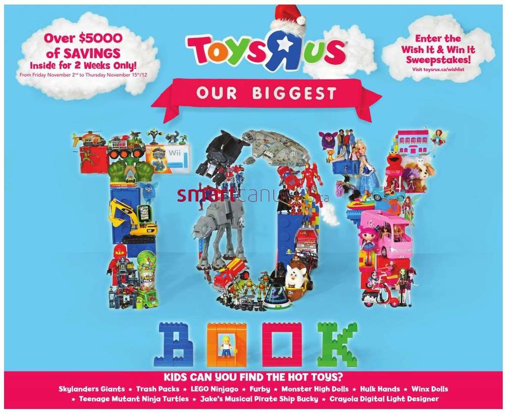 On average, Toys R Us offers 0 codes or coupons per month. Check this page often, or follow Toys R Us (hit the follow button up top) to keep updated on their latest discount codes. Check for Toys R Us' promo code exclusions. Toys R Us promo codes sometimes have exceptions on certain categories or brands/5().