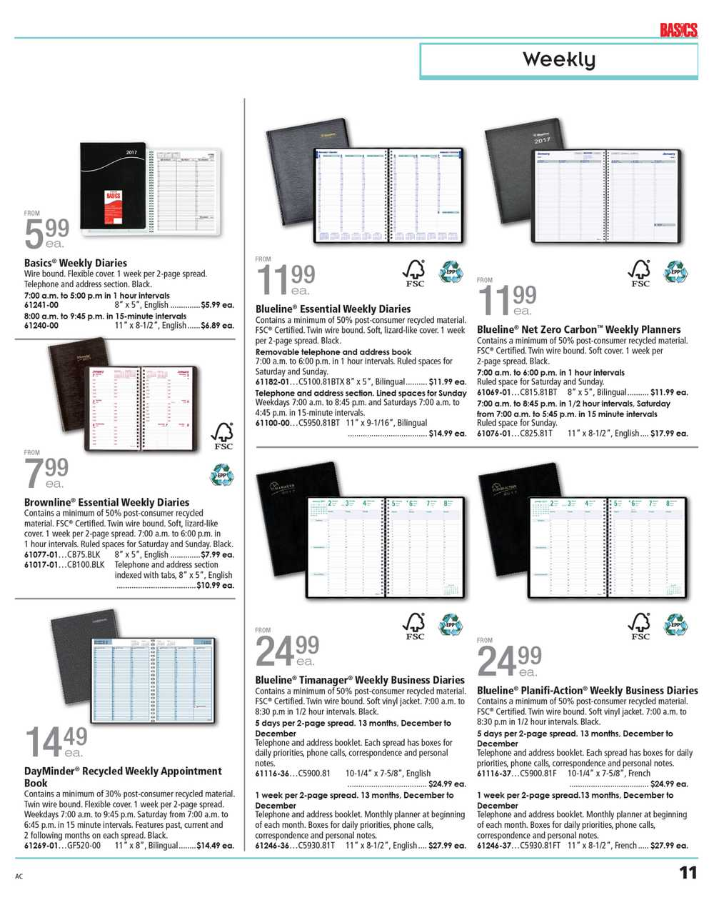 Basics Office Supplies Flyer July 1 To December 31 Wiring Simplified Book View