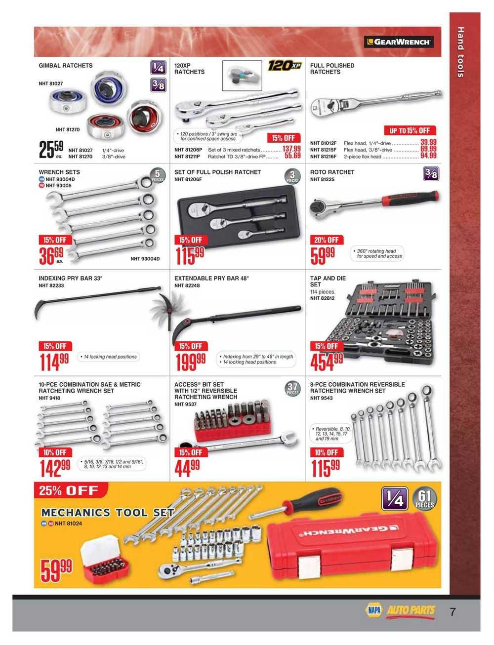 Napa auto parts online coupons