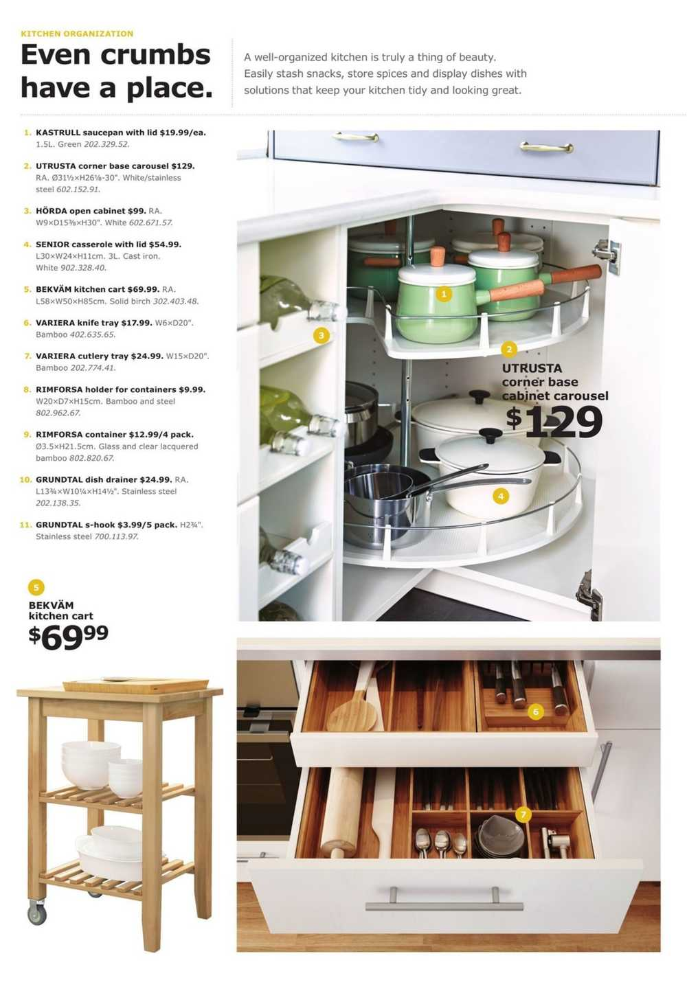 Ikea Kitchen Event Flyer July 4 To August 8