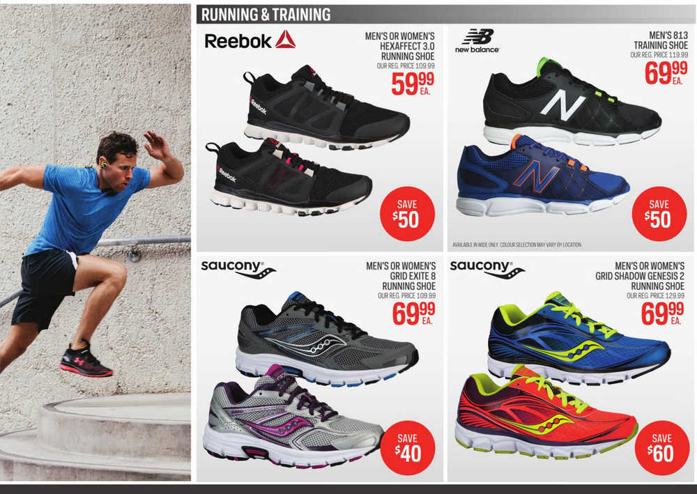 Sport Chek Canada Shoes