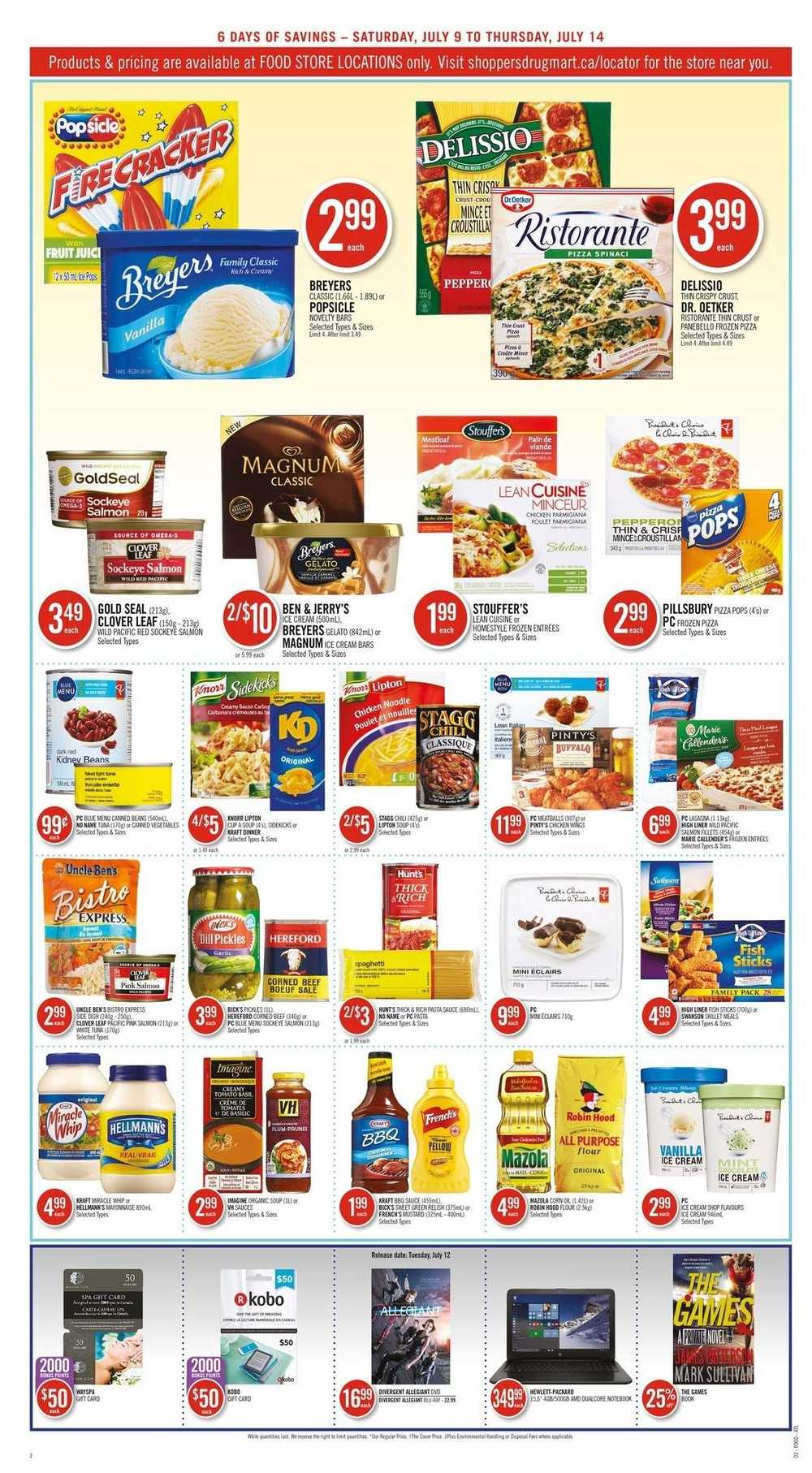Flyer | Shoppers Drug Mart Flyer | Page 60