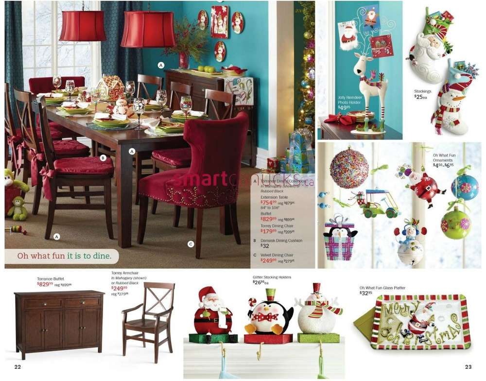 Pier 1 imports mailer oct 29 to nov 26 for Pier import lorient
