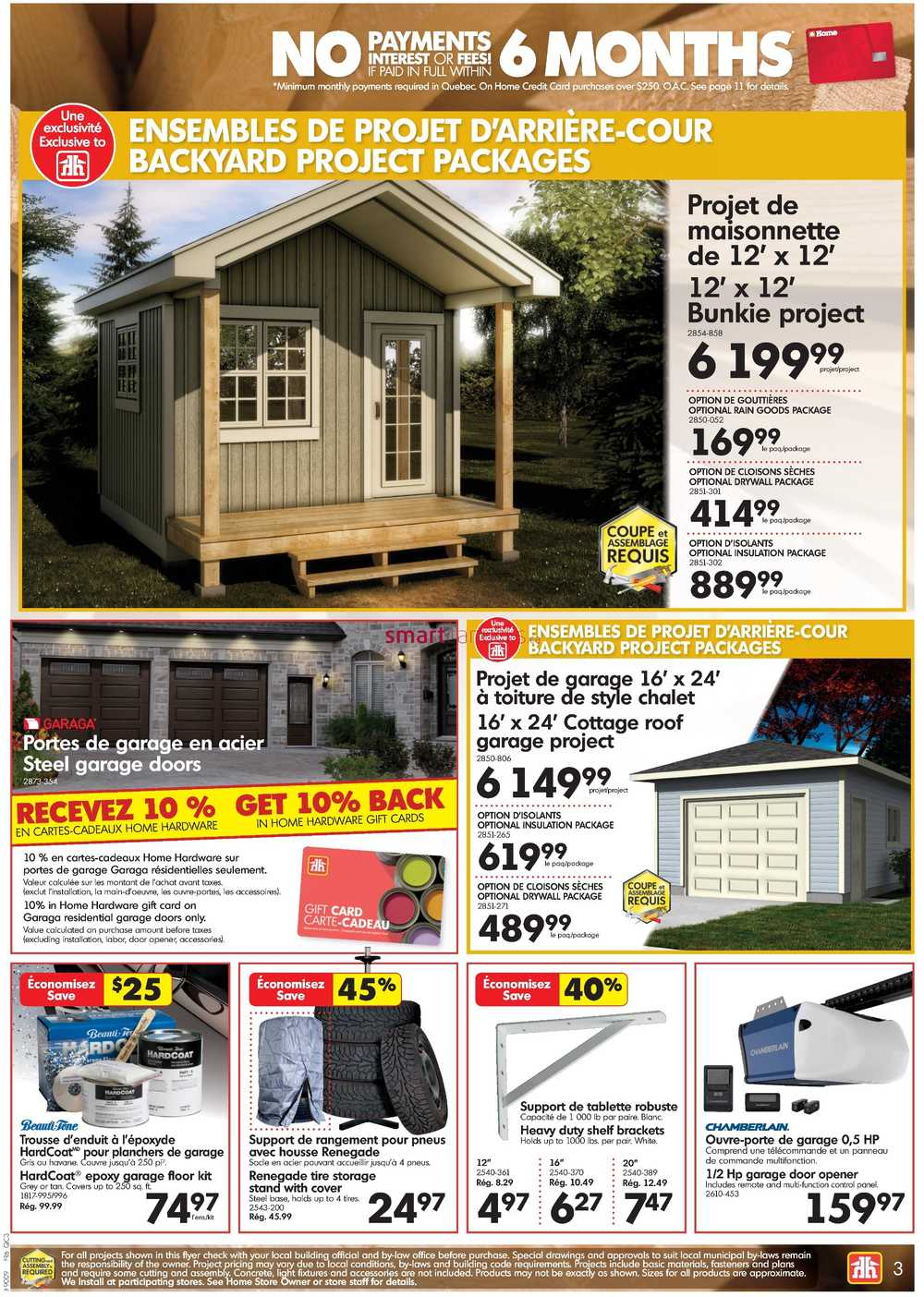 Home Hardware Building Centre Qc Flyer July 27 To August 6