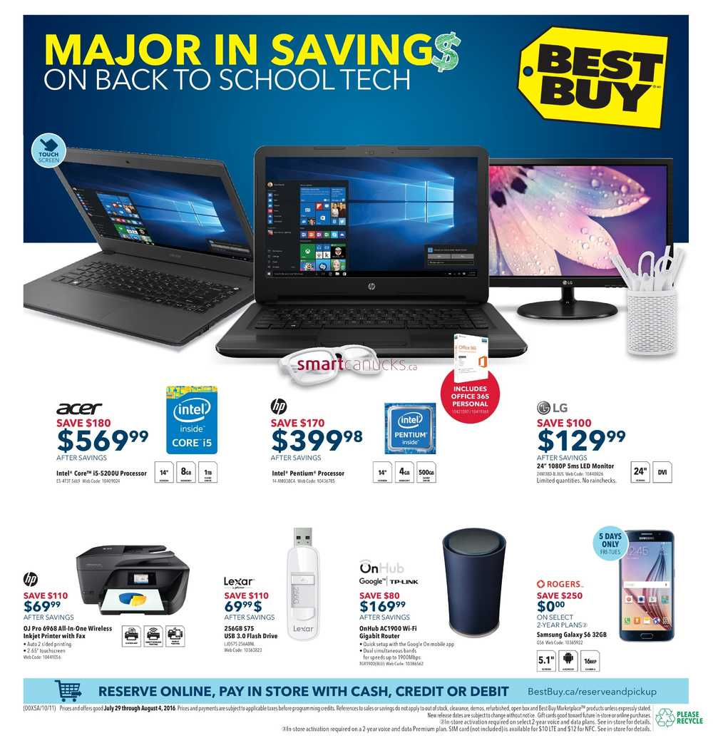 4 july deals best buy