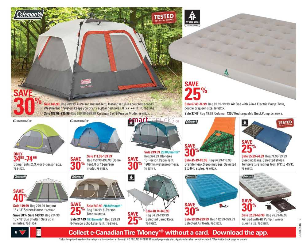 Canadian Tire (West) Flyer Aug 4 to 10.  sc 1 st  Canadian Flyers - Smart Canucks & Canadian Tire (West) Flyer Aug 4 to 10