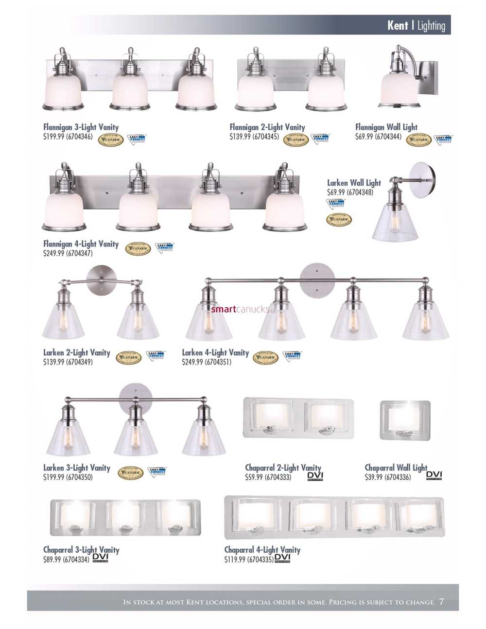Kent bathroom vanities - Kent Building Supplies Lighting Collection Catalogue Kent Building Supplies Bathroom Vanities