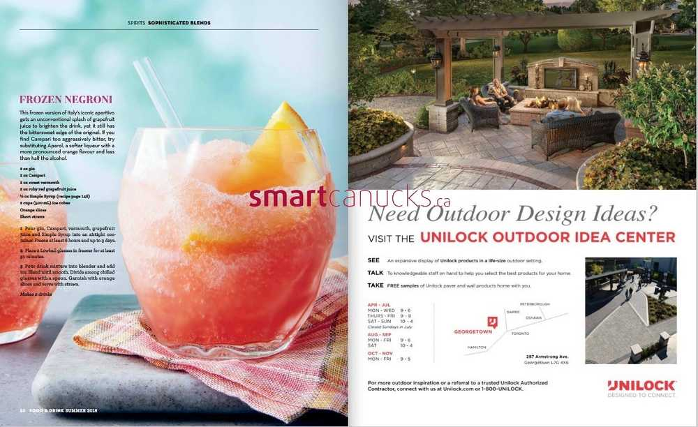 Lcbo Food And Drink Magazine Summer