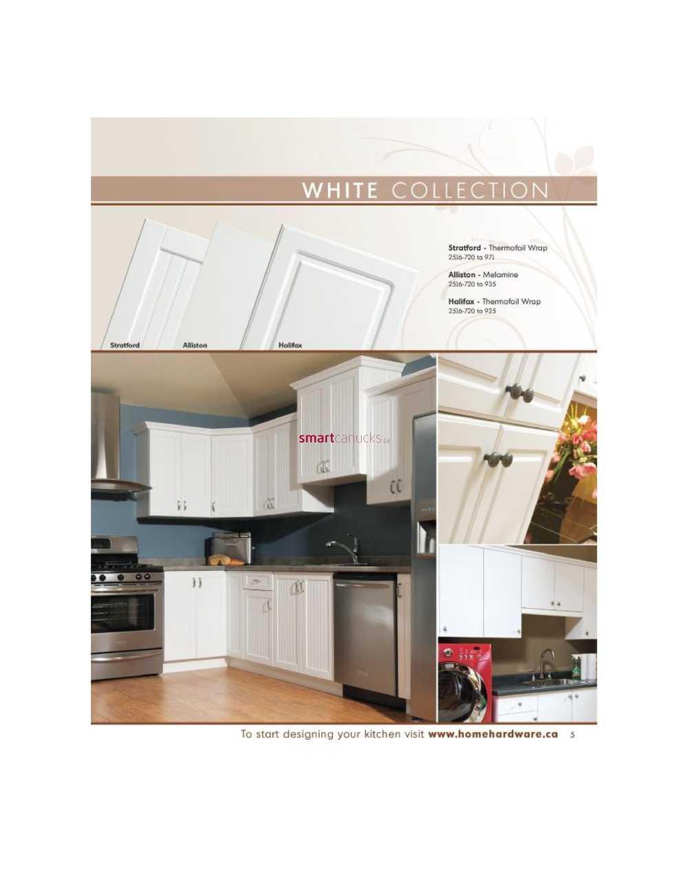 Home Hardware Kitchen Catalog