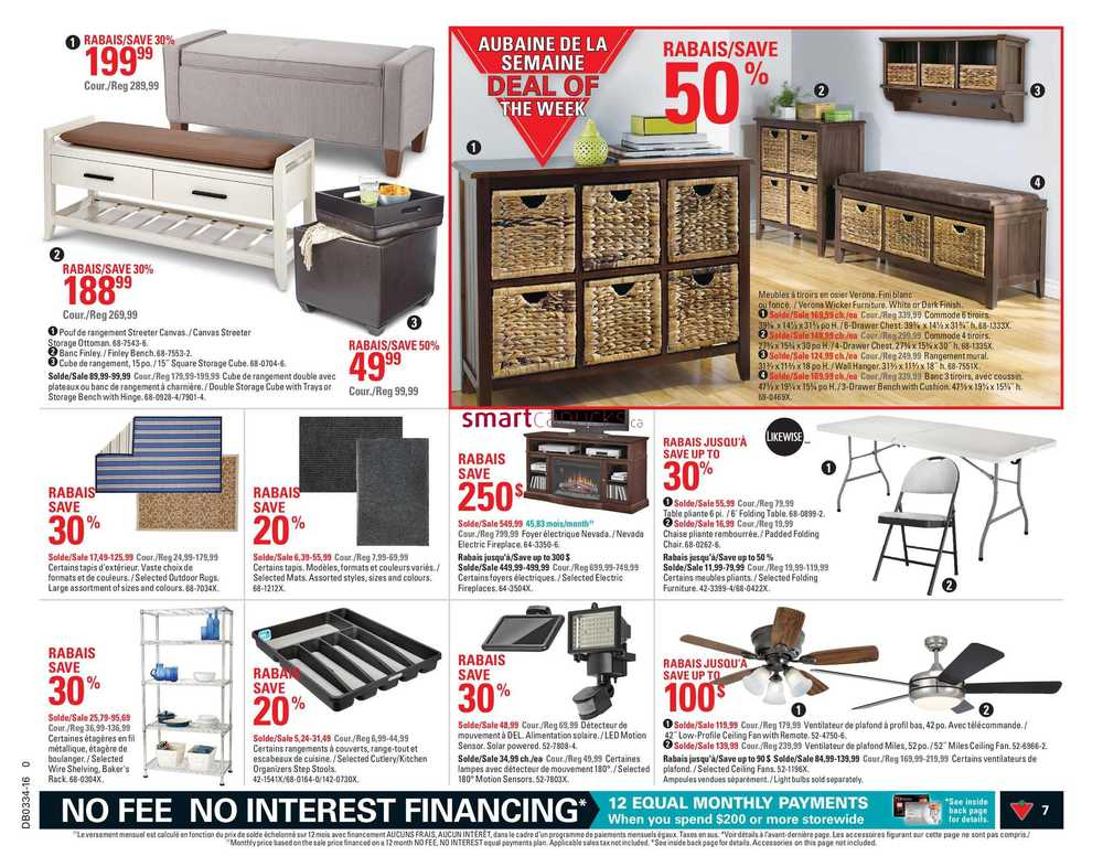 Canadian Tire Qc Flyer August 19 To 25