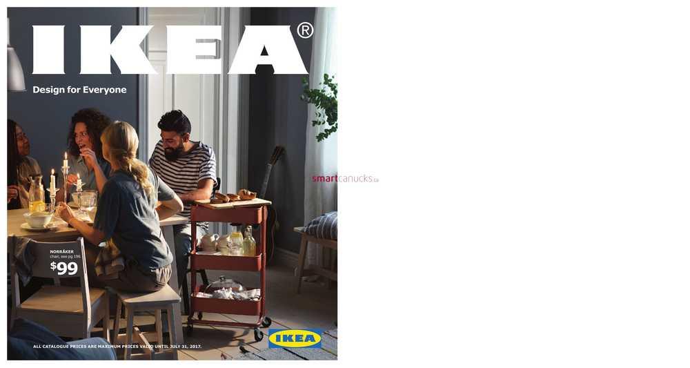 ikea canada 2017 catalogue flyer. Black Bedroom Furniture Sets. Home Design Ideas