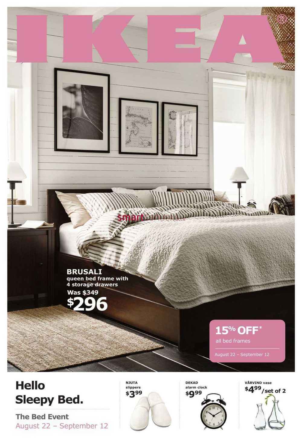 Ikea Canada Bedroom Event 2017 Bedroom Review Design
