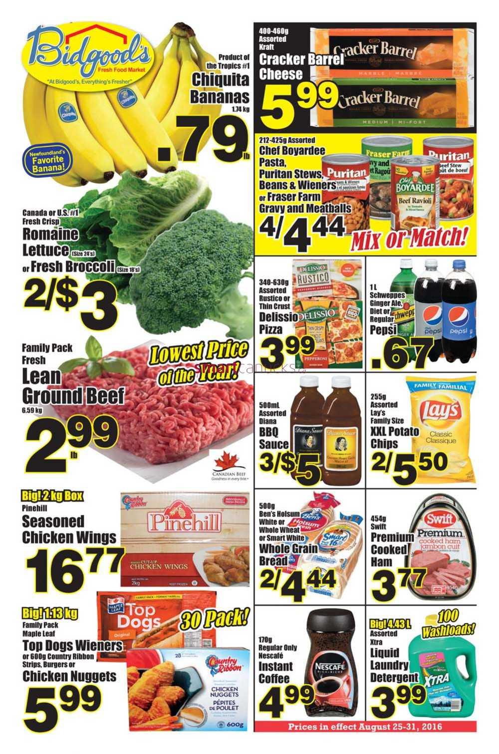 Bidgood Fresh Food Market