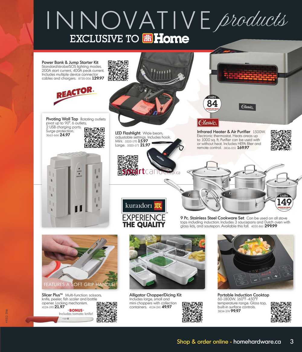 Home Hardware Kitchen Appliances Home Hardware 2016 Fall Winter Buying Guide Aug 25 Feb 15