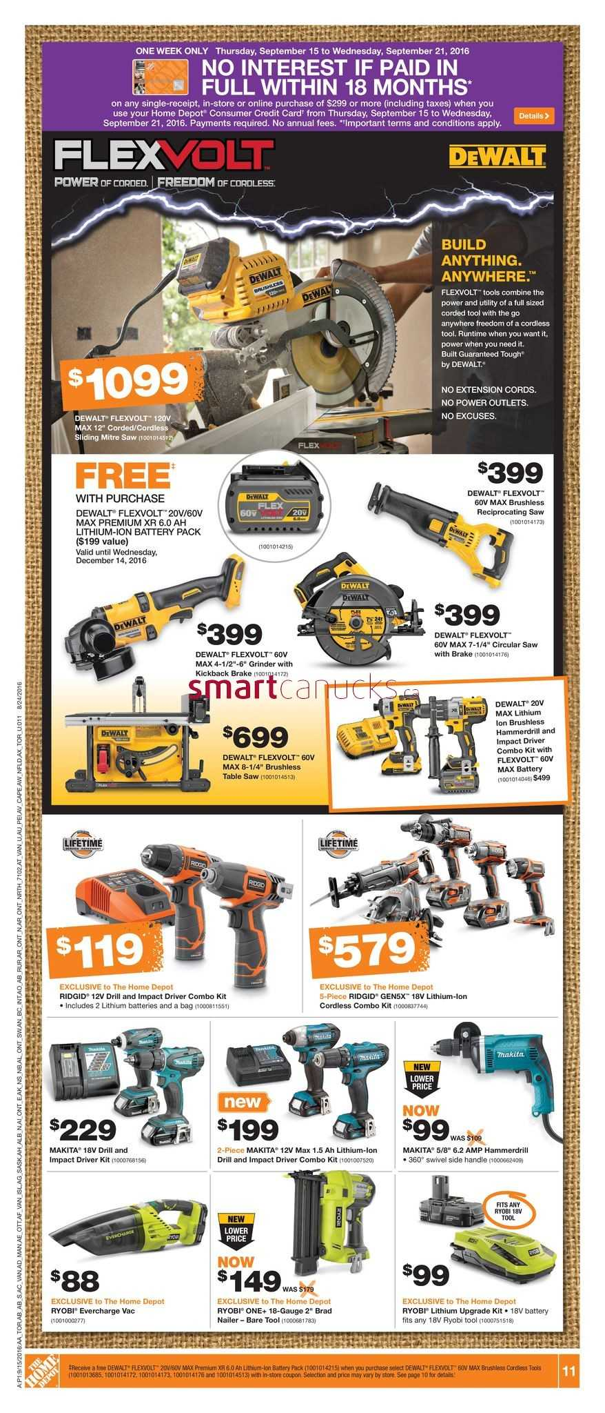 The Home Depot Inc. or Home Depot is an American home improvement supplies retailing company that sells tools, construction products, and services.
