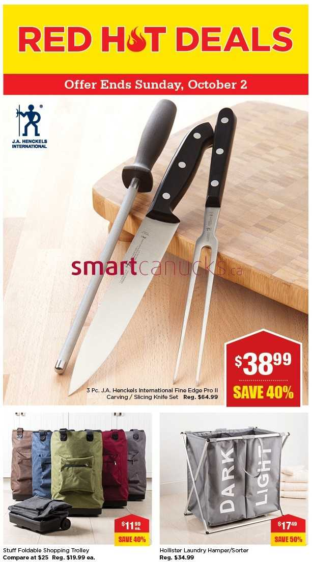 Kitchen Stuff Plus is back with a brand new Red Hot Deals flyer to start your week! This week, Kitchen Stuff Plus is celebrating their 25th anniversary with deals on kitchen essentials, home decor, and more! If you're looking for some ideas to help get you started, check out a few of this week's highlights below.