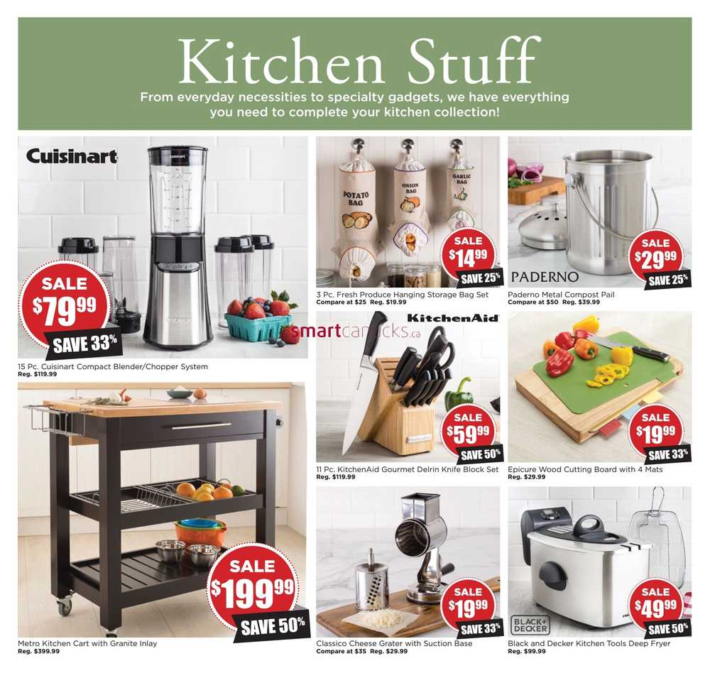 The Kitchen Deal Canada