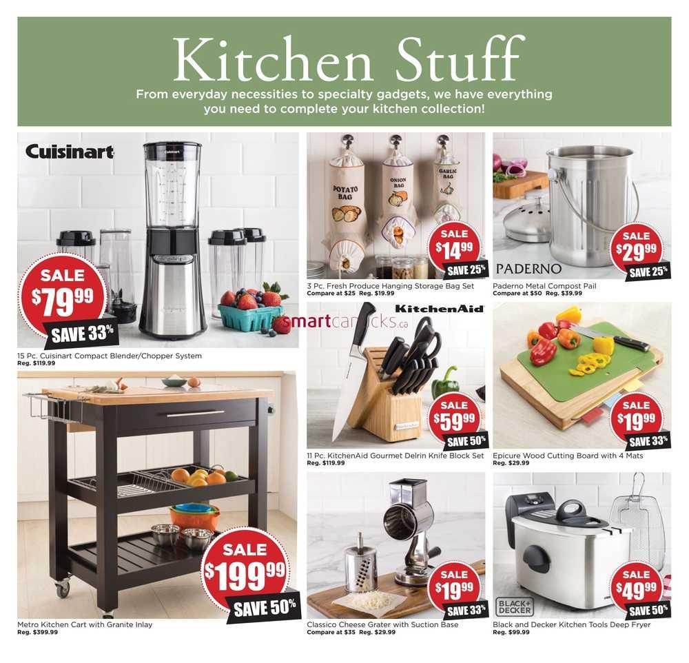 Kitchen Stuff Plus Flyer October 13 To 30