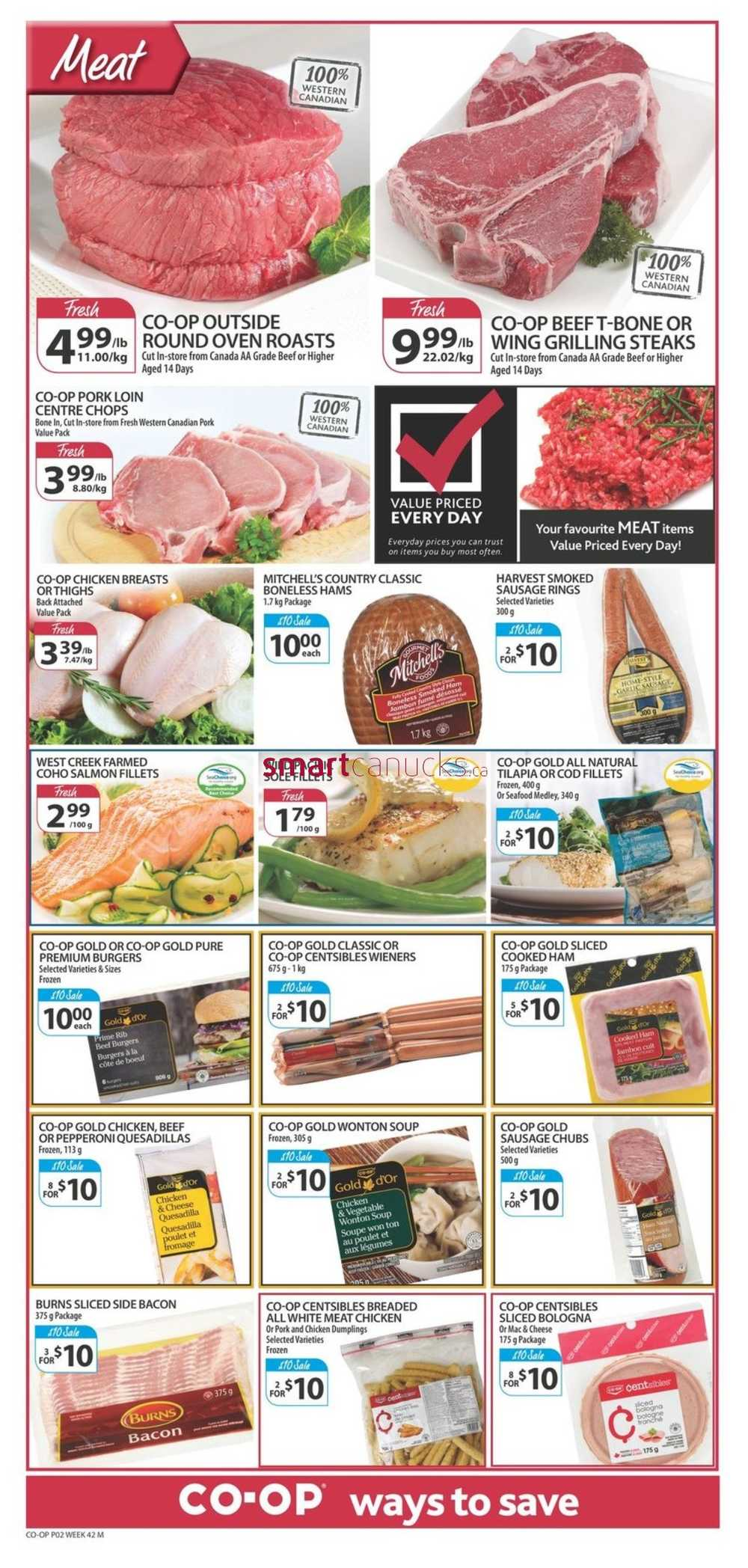 Co op coupons