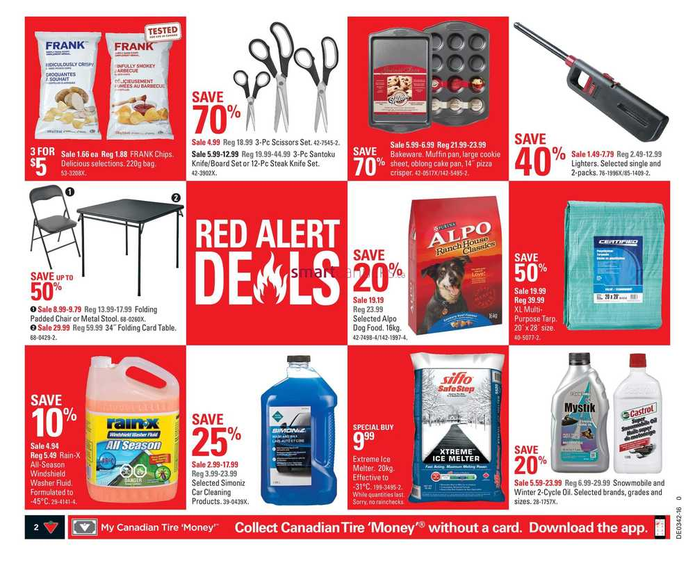 Canadian Tire West Flyer October 14 To 20