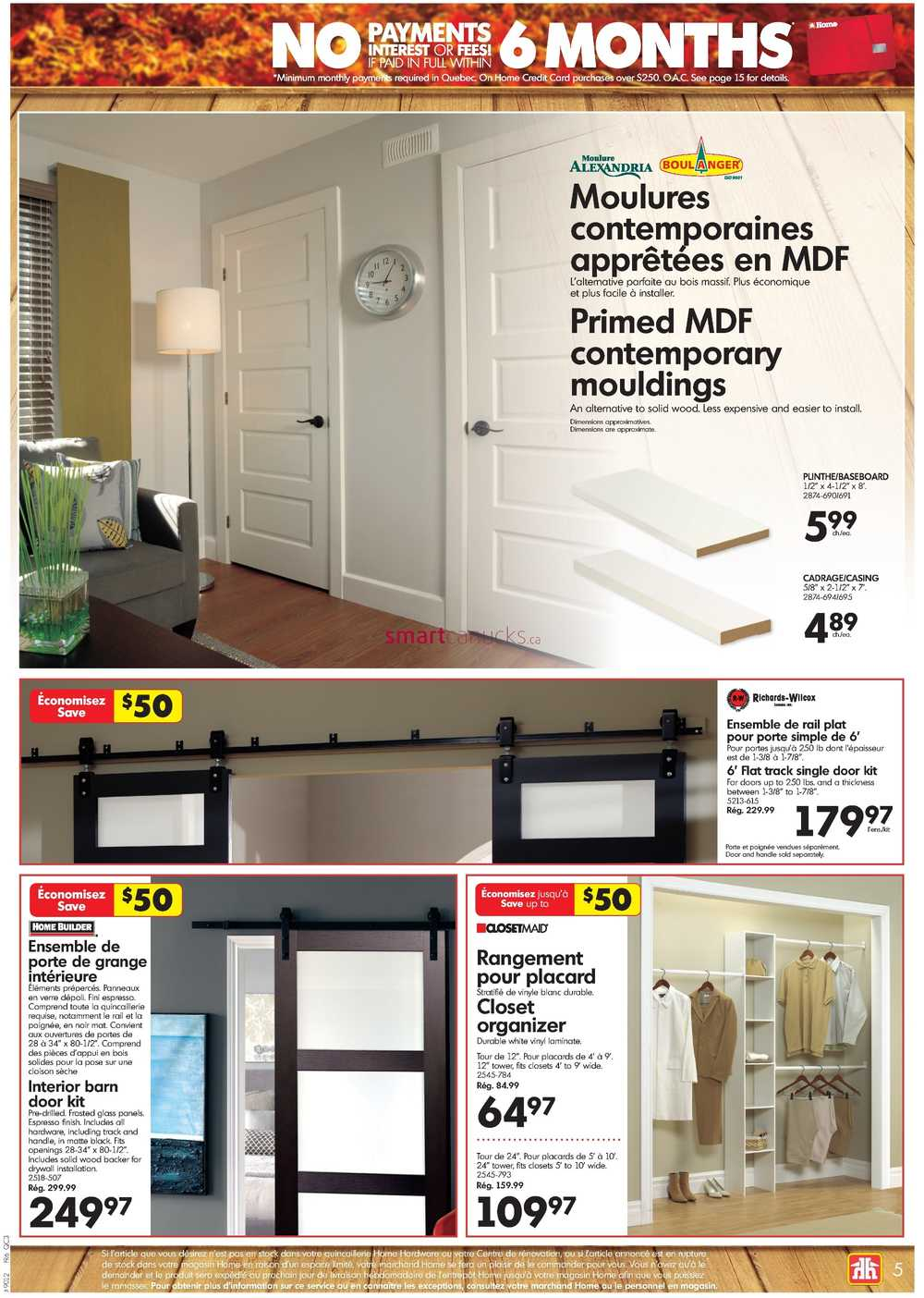 Home Hardware Building Centre Qc Flyer October 19 To 29