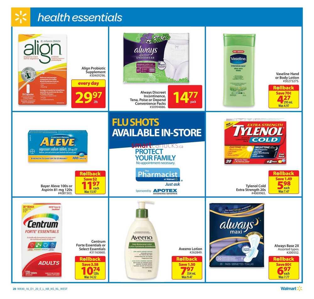 Walmart discount coupons in store