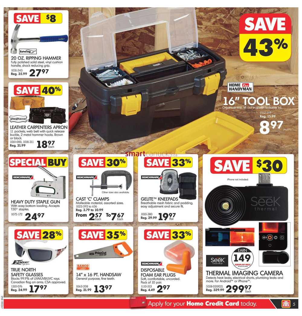 Home Hardware Bc Flyer November 2 To 12