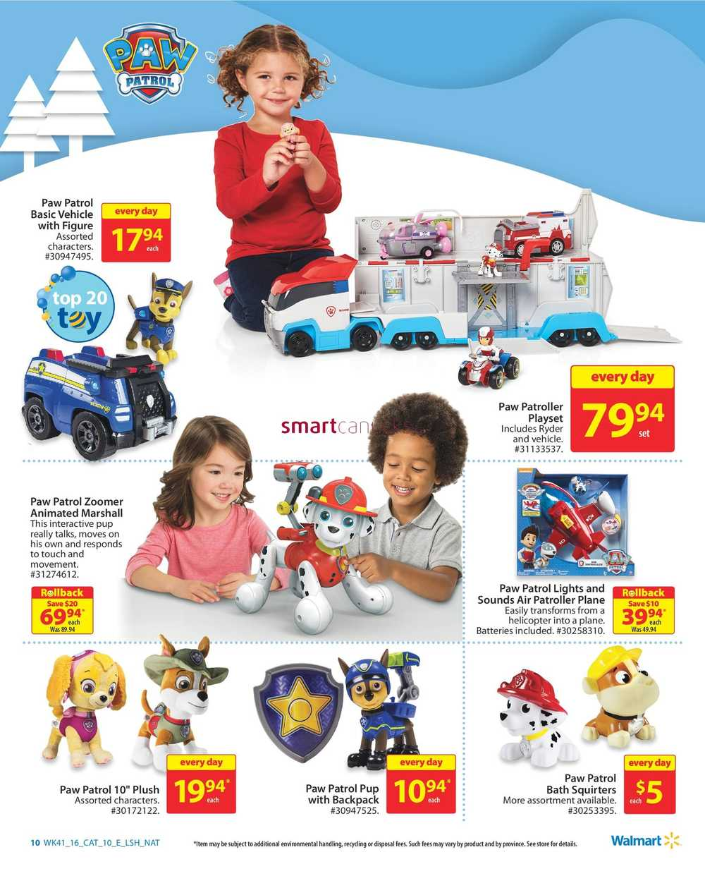 Walmart Toys For 10 And Up : Walmart toys and electronics gift guide november to