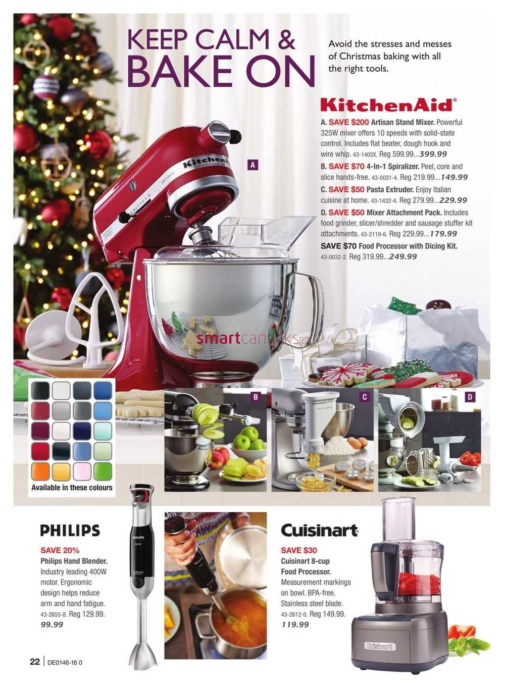 Uncategorized Canadian Tire Kitchen Appliances canadian tire destination christmas catalogue november 11 to simplified view more flyers