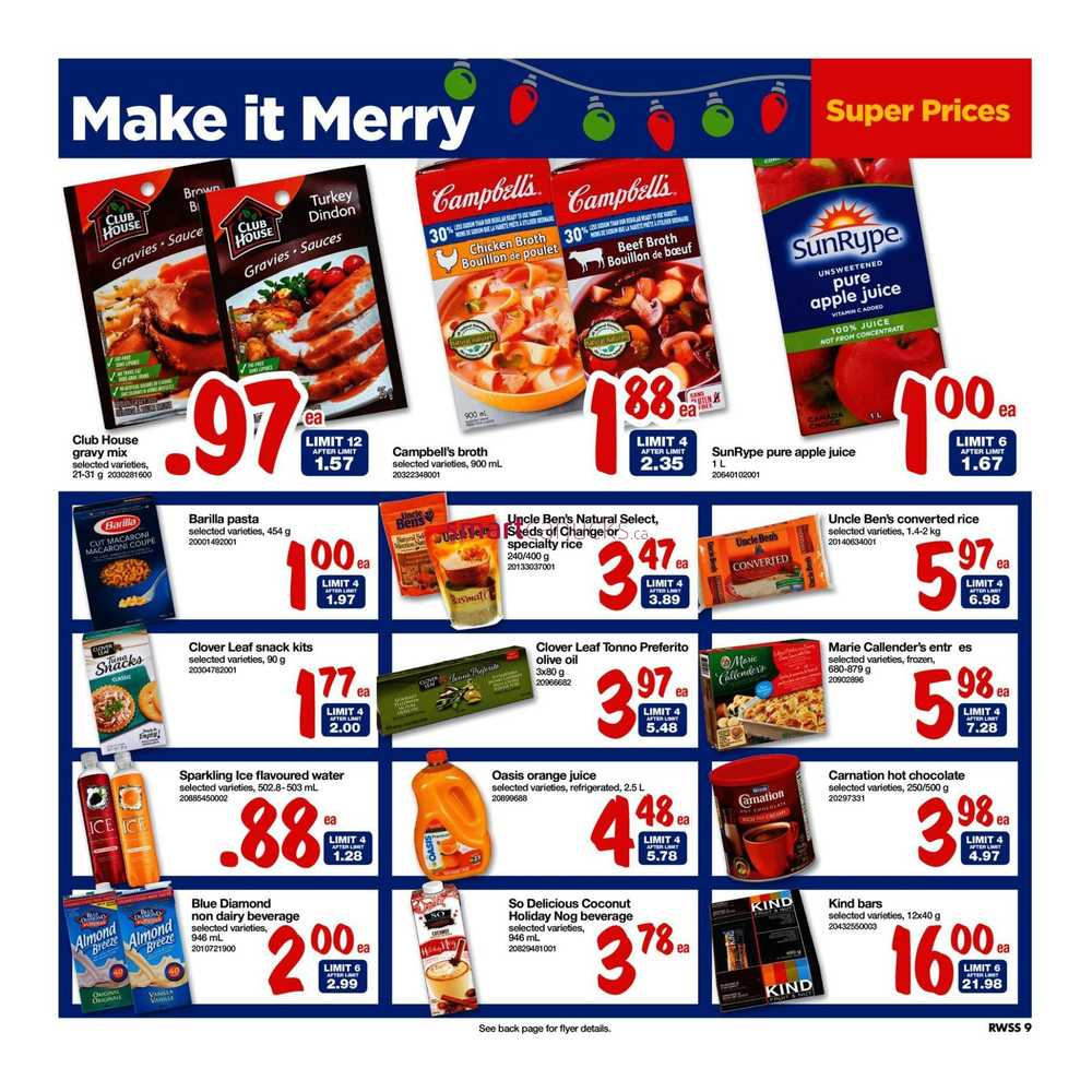 Real Canadian Superstore Canada Flyers Real Canadian