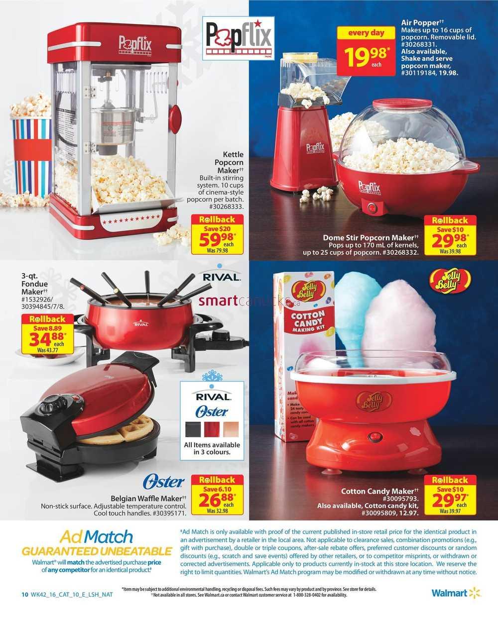Walmart Holiday Decor Entertaining Catalogue November 10