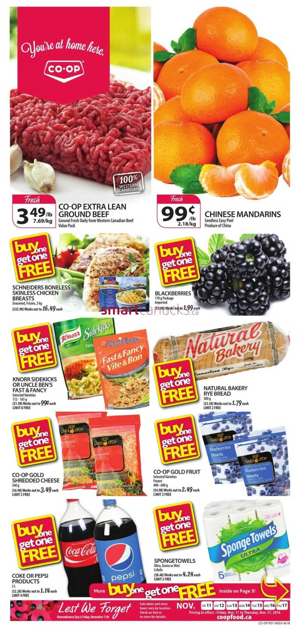 Co op food shop online