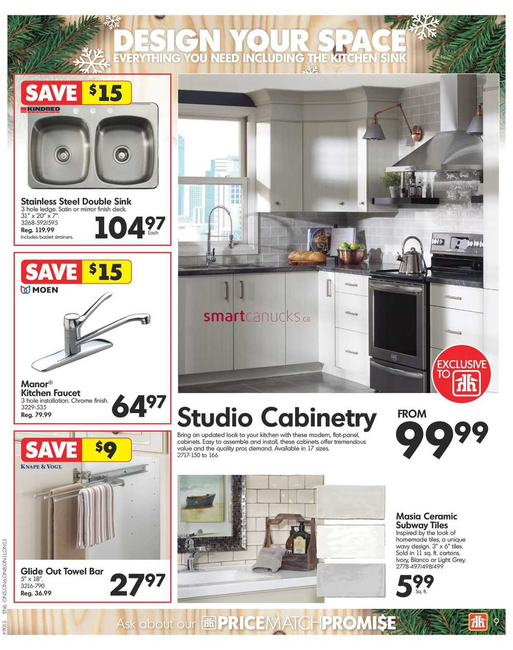 Home Hardware Building Centre (ON) Flyer November 16 to 26
