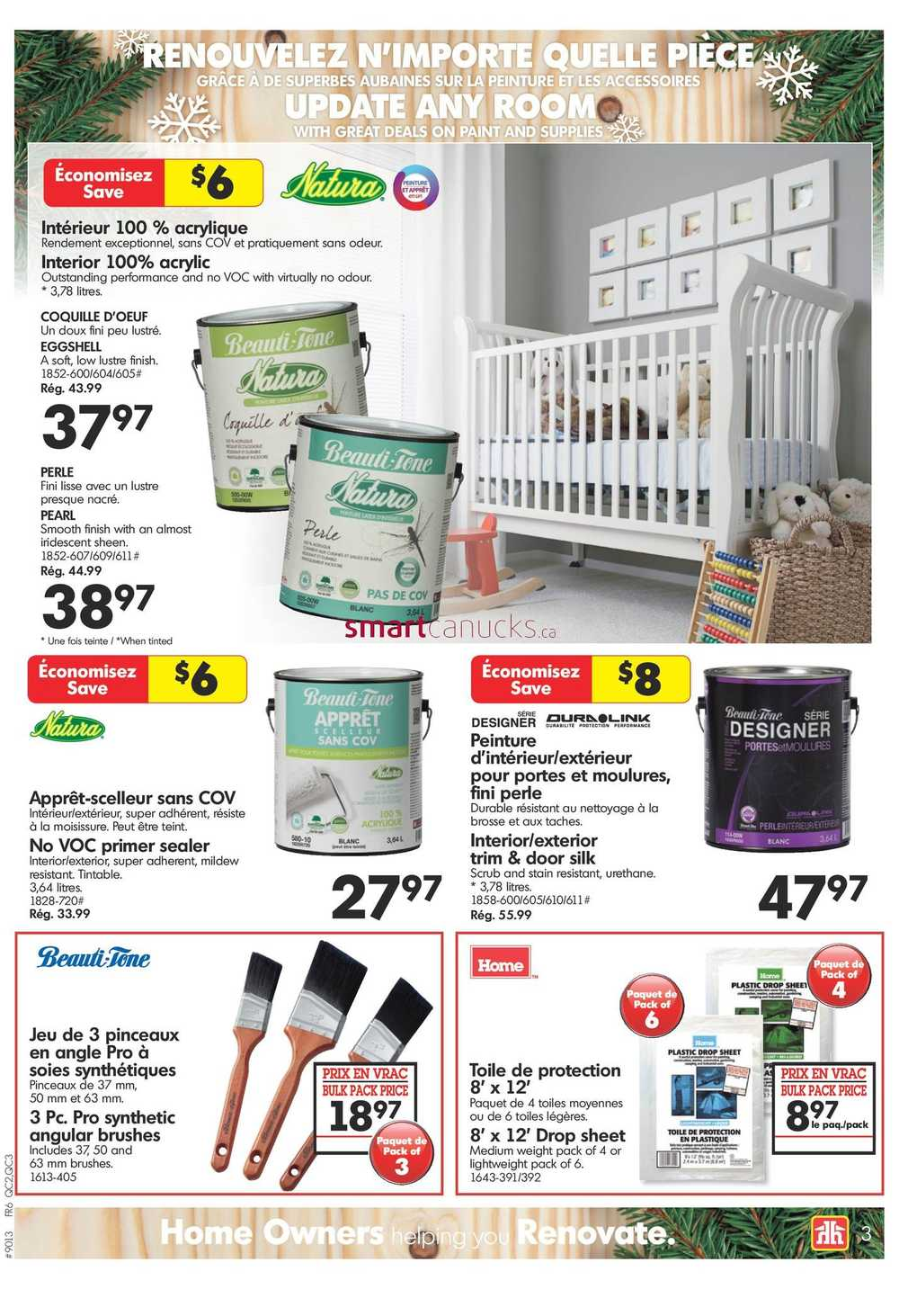 Home Hardware Building Centre Qc Flyer November 16 To 26