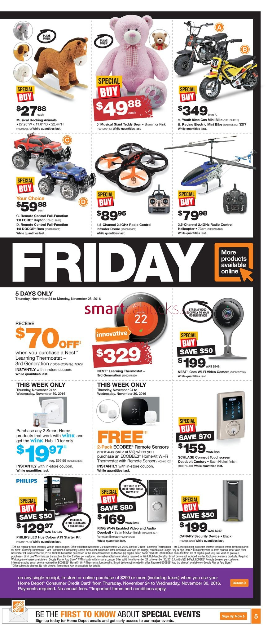 Home Depot and Lowe's are both hosting Spring Black Friday sales, with great deals on barbecue grills, lawnmowers, appliances, and more.