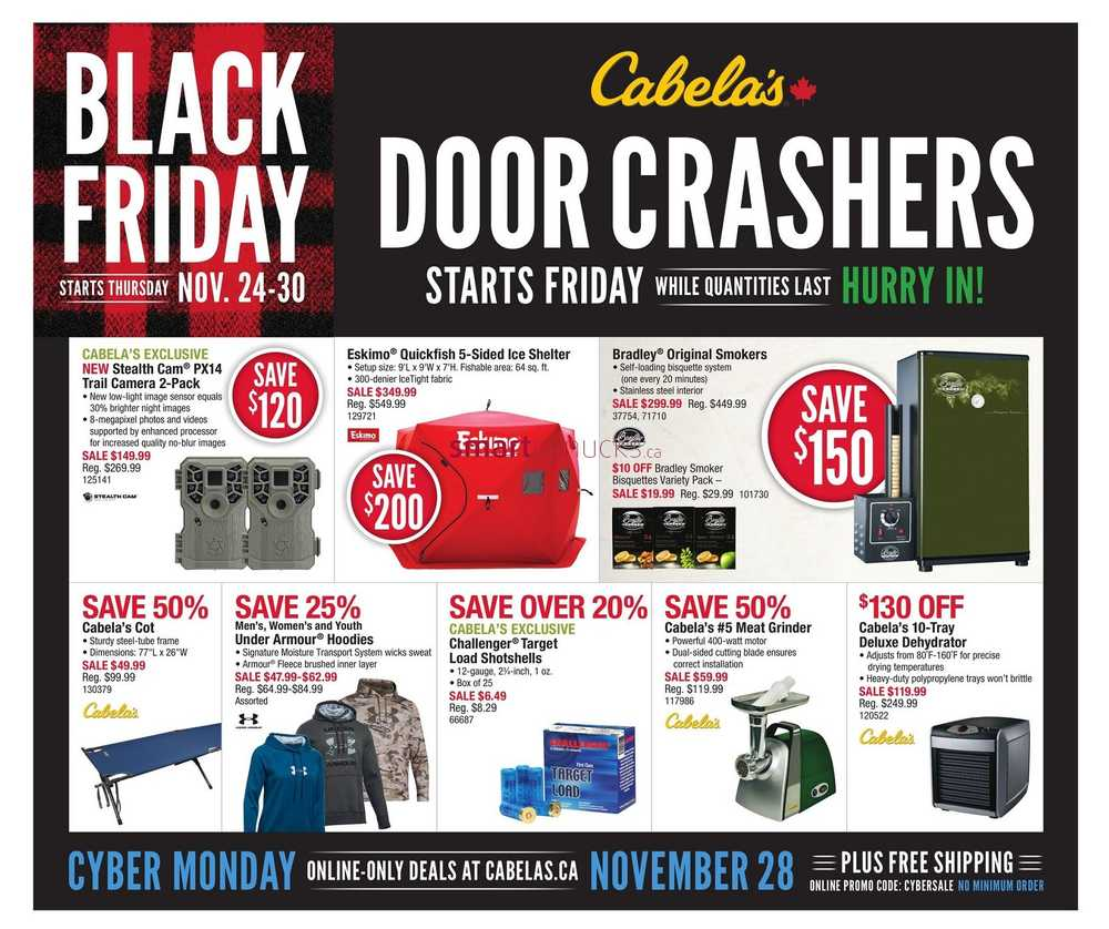 Nov 24, · Cabela's Black Friday flyer is here. I find Cabela's website to be fairly accurate to check stock for your local store.
