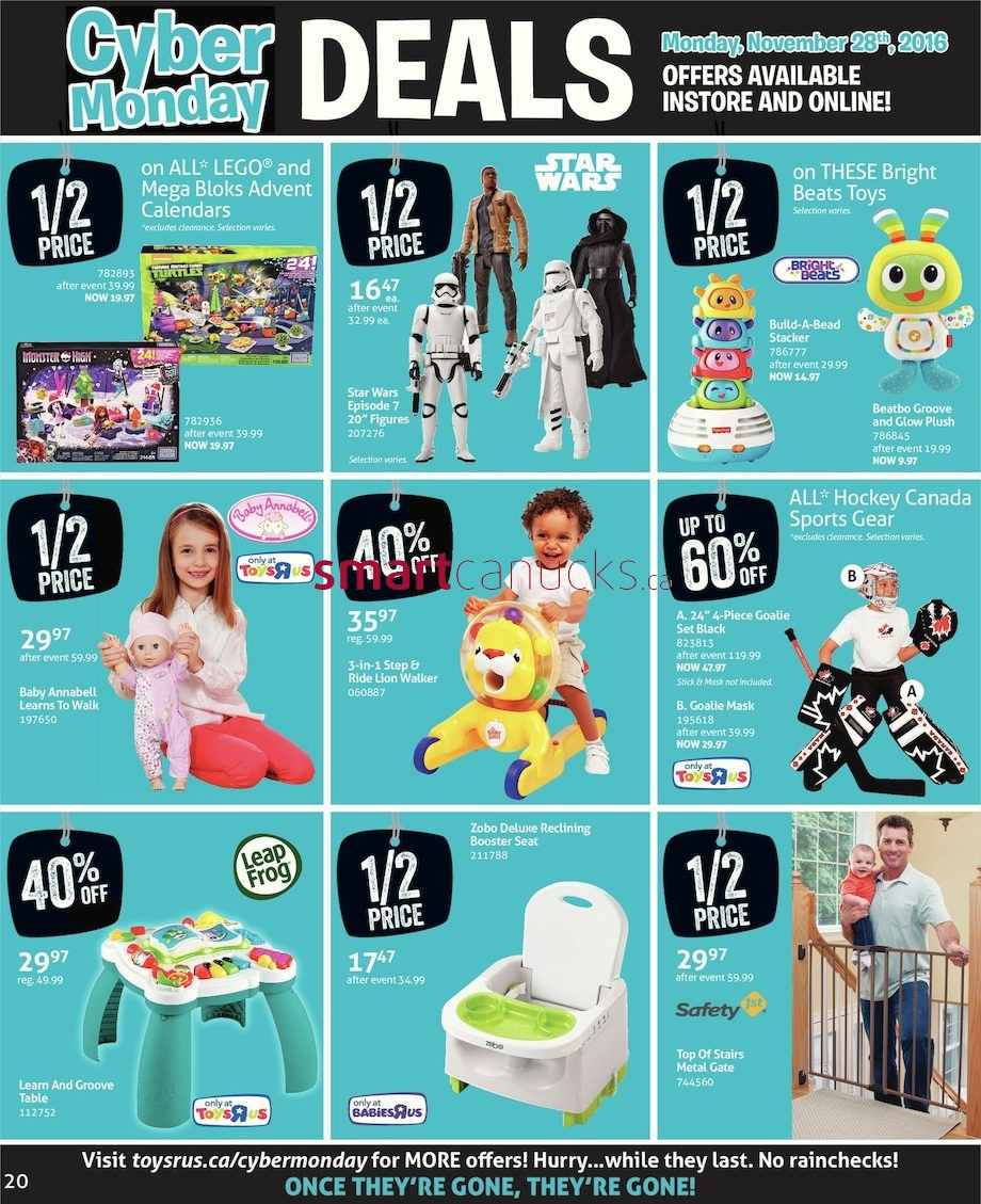 Buy Toys R Us Items Under $20 at Amazon + Free Shipping w/Prime