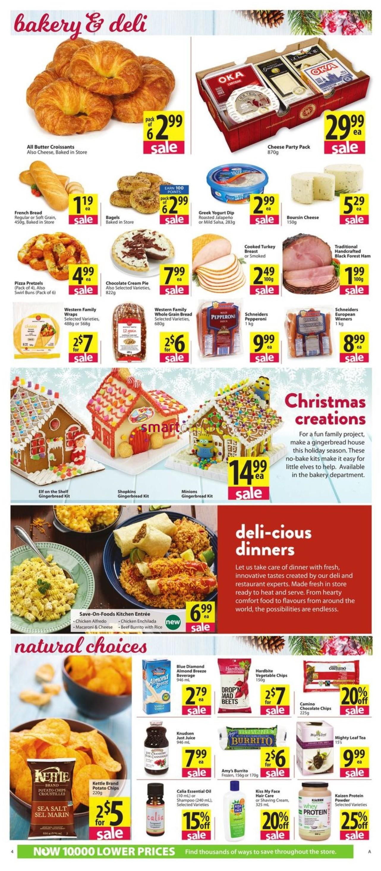 Save On Foods November