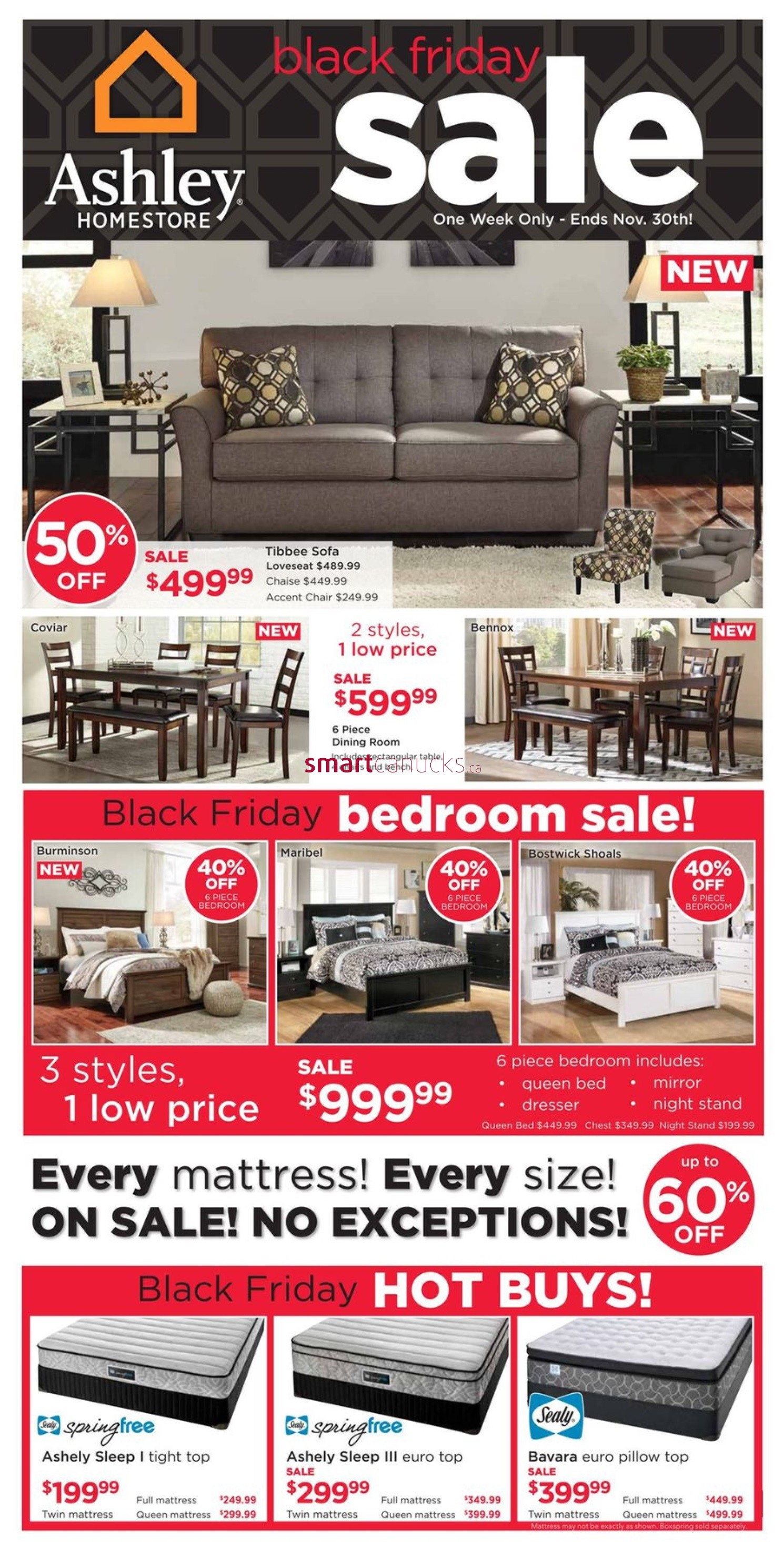 Ashley homestore coupon code
