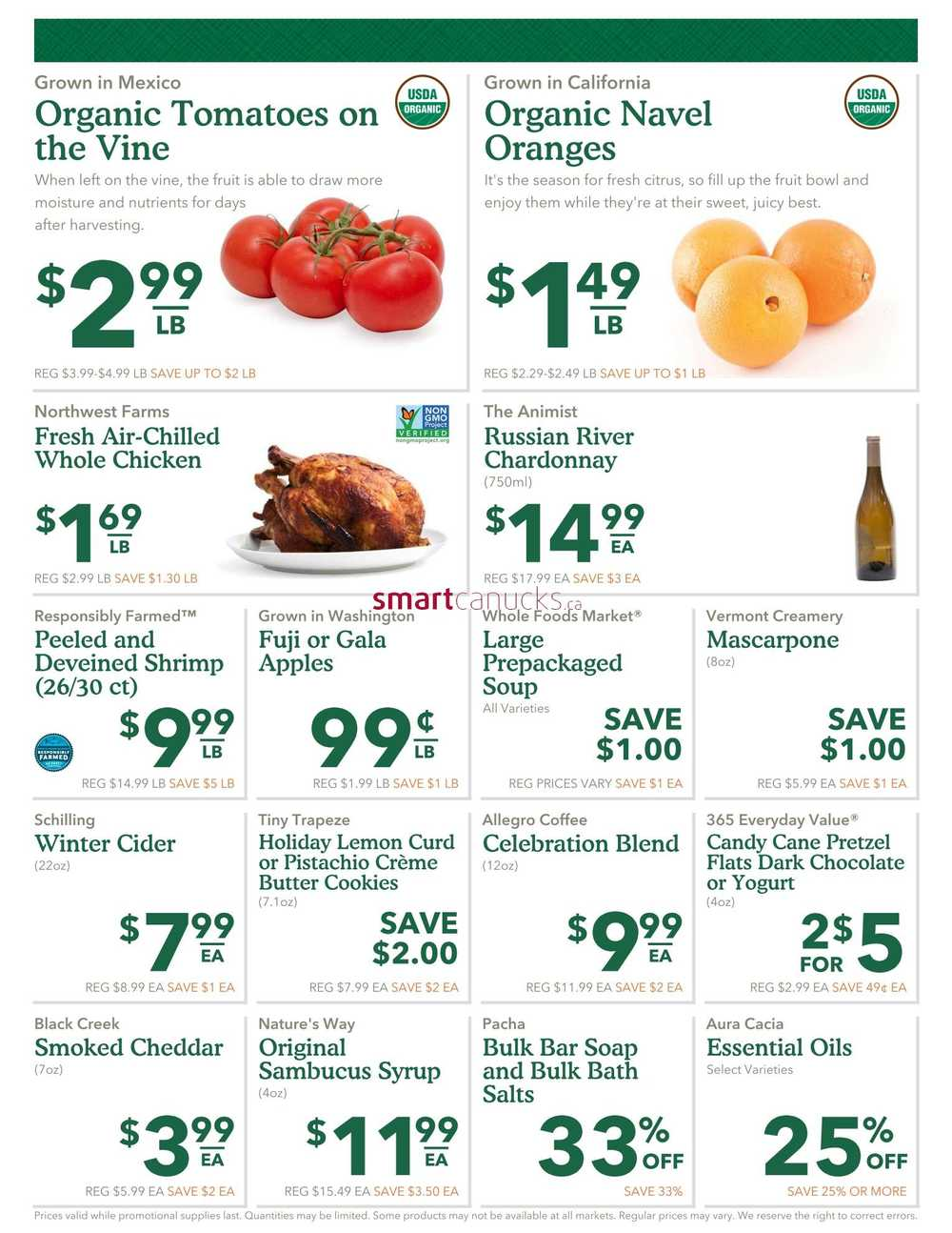 Whole Foods Coupons November
