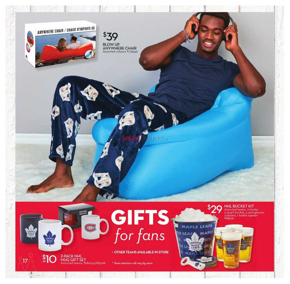 Giant Tiger Christmas Gifts Catalogue Flyer November 30 To December 27