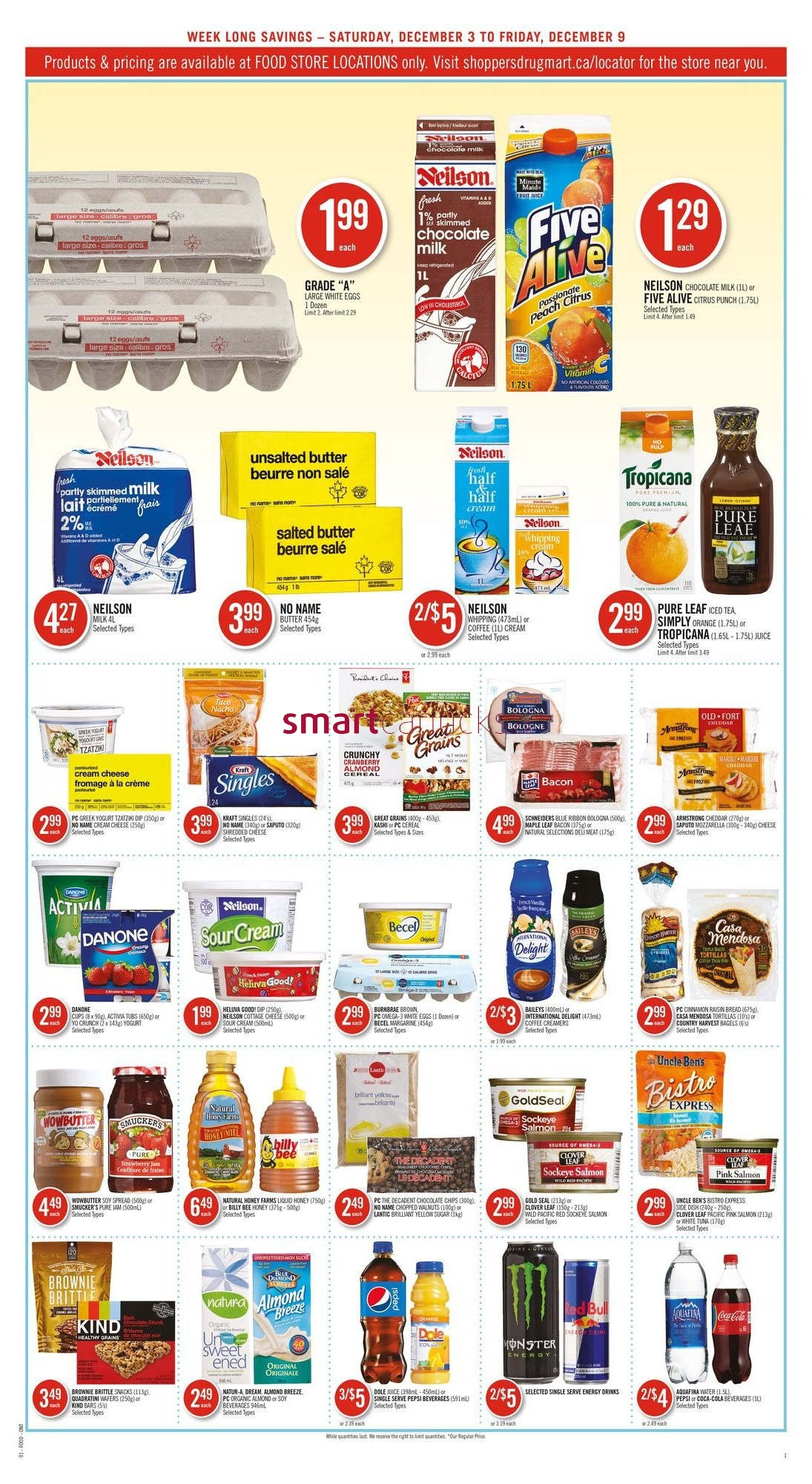 Flyer Shoppers Drug Mart Flyer Page 60