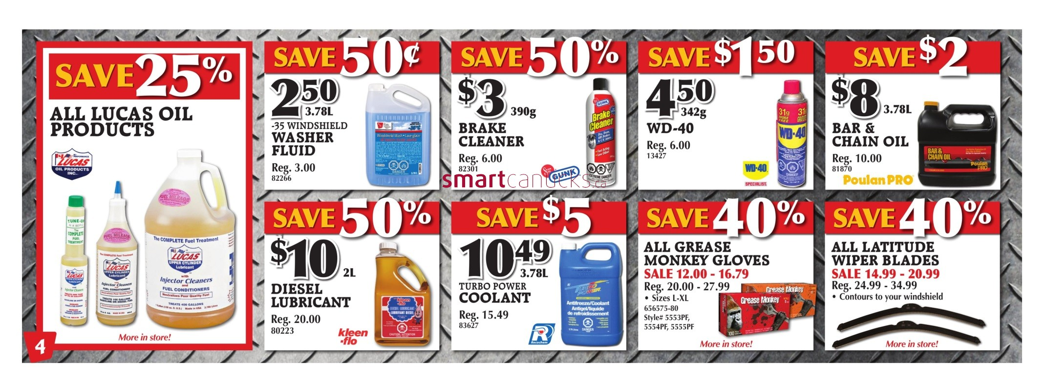Tsc coupons canada - Six 02 coupons