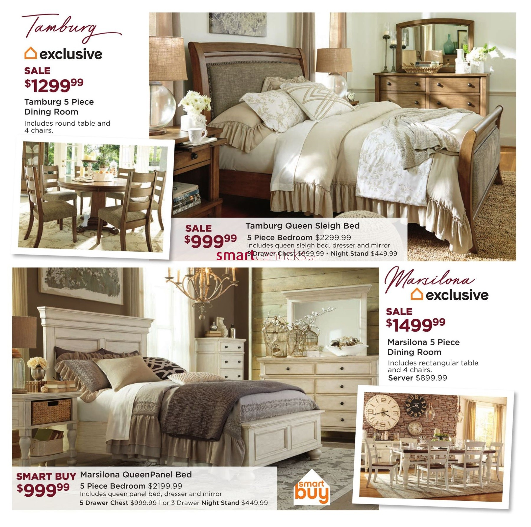 Ashley Homestore West Flyer December 1 To 14