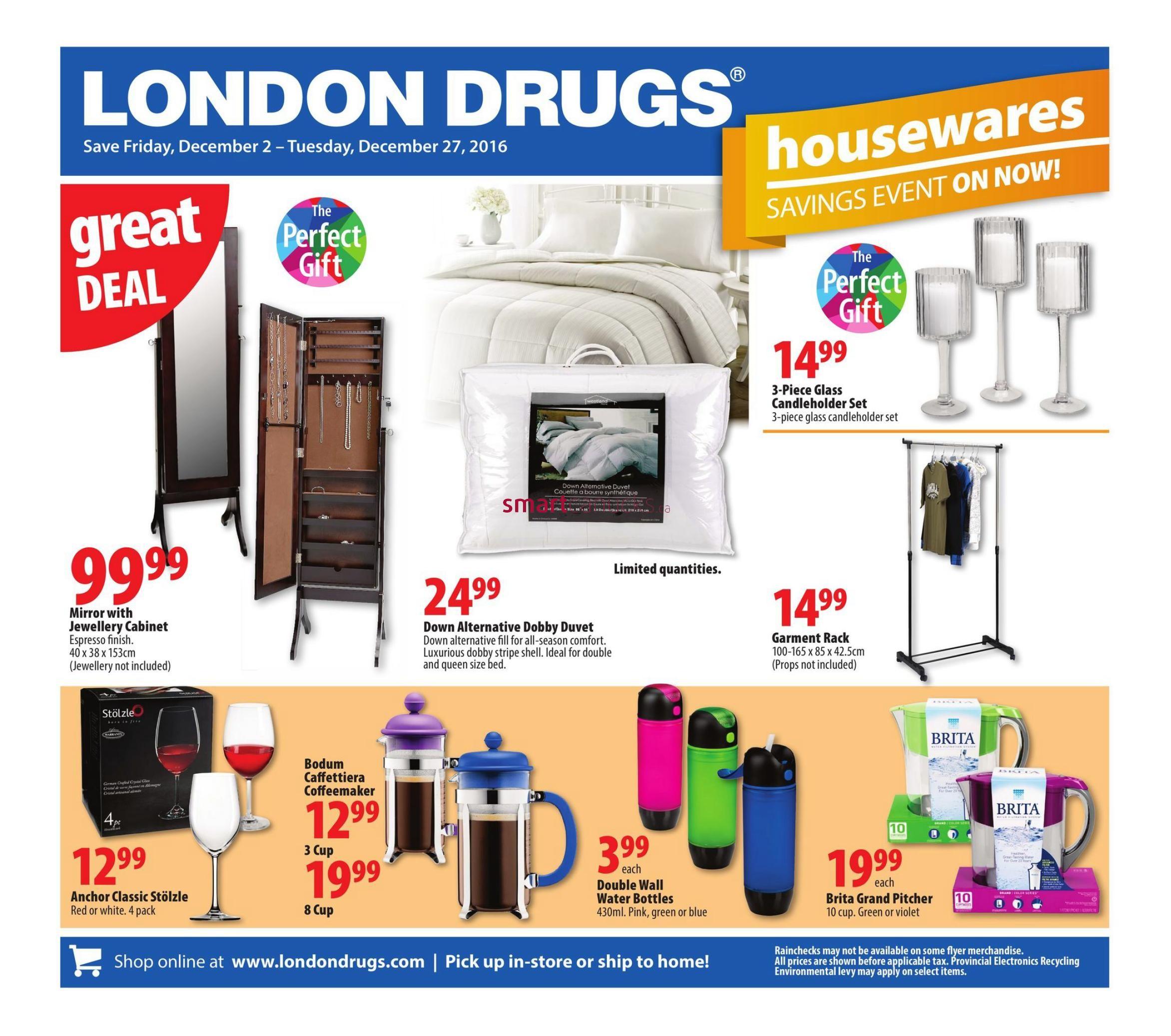 London drugs coupon code june 2018