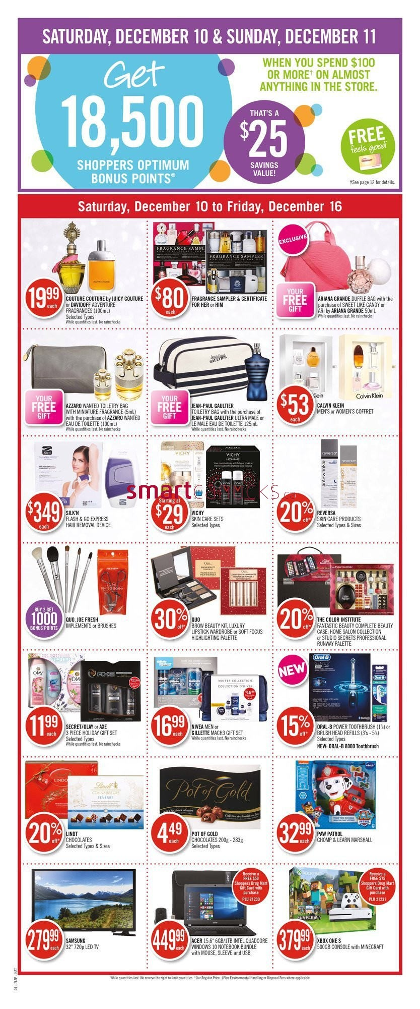 Online Coupon Codes Shoppers Drug Mart Flyer Page 67