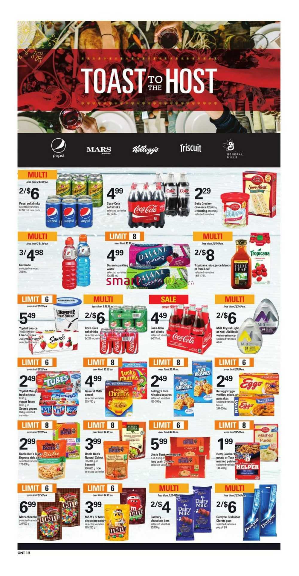 Online grocery shopping london ontario