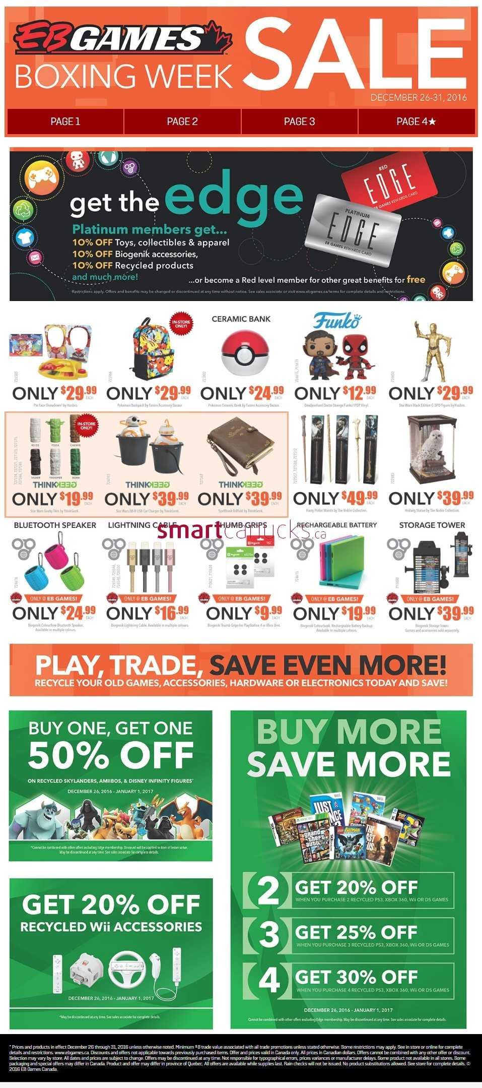 Eb games deals boxing day