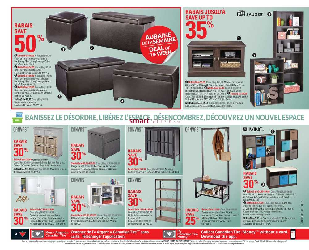 Canadian Tire Qc Flyer December 30 To January 5
